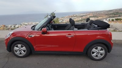 Tenerife car rent free delivery, no deposit, free baby seat included